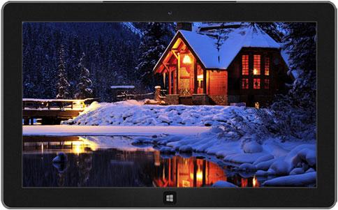 snowy-night